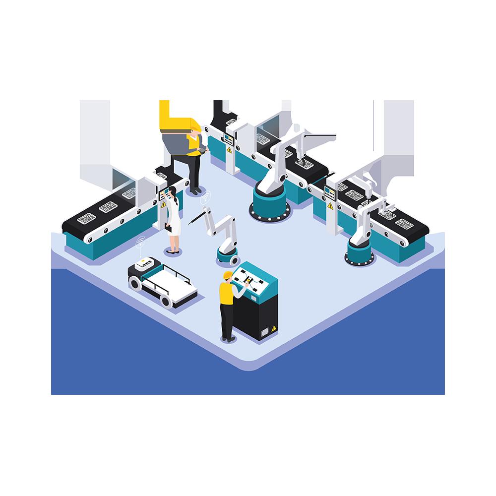 Come funziona l'industria 4.0